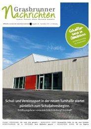 Grasbrunner Nachrichten September 2021
