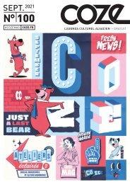 Coze Magazine #100 - Septembre 2021