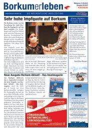 01.09.2021 /  Borkumerleben - Die wöchentliche Inselzeitung