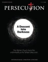 September 2021 Persecution Magazine