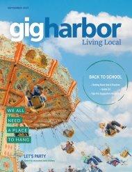 Gig Harbor Living Local September 2021