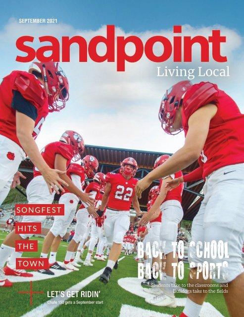 Sandpoint Living Local September 2021