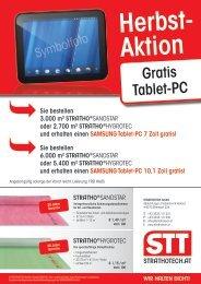Gratis tablet-Pc - StraTho Tech GmbH