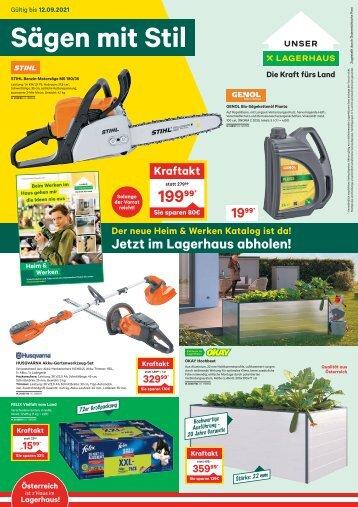 Axamer Lagerhaus Flugblatt September 2021
