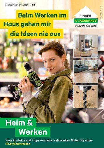 Axamer Lagerhaus | Heim & Werken 2021