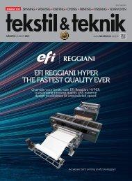 Tekstil Teknik Dergisi Ağustos 2021