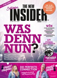 THE NEW INSIDER No. XVIII, August 2021 #458