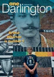 One Darlington September 2021