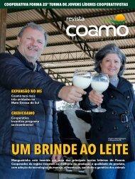 Revista Coamo edição Agosto de 2021