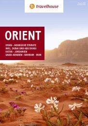 Orient Travelhouse 2021-22