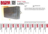 Stratic Trolley - Bazar.at