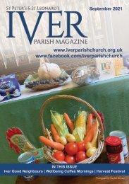 Iver Parish Magazine - September 2021