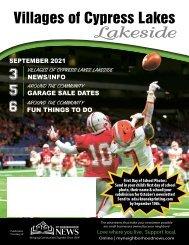 VCL Lakeside September 2021