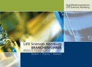 LIFE Sciences Hamburg BRANCHENFÜHRER INDUSTRY GUIDE