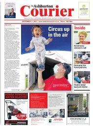Ashburton Courier: September 02, 2021