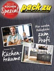 Unser aktueller Küchenprospekt