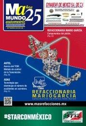 Mundo Automotriz La Revista No 306 Septiembre 2021