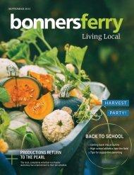 Bonners Ferry Living Local September 2021