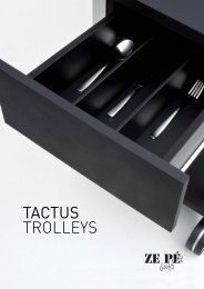 Katalog Tactus weiß.indd - Bent Brandt WebShop