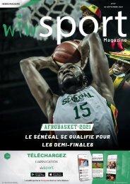 wiwsport Magazine n°07 - 02 septembre 2021