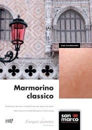 Marmorino classico Emozioni decorative - San Marco Group