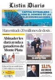 Listín Diario 03-09-2021