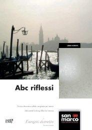Abc riflessi Emozioni decorative - San Marco Group