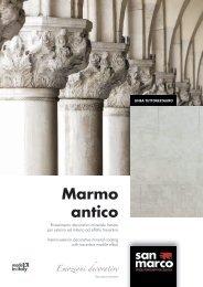 Marmo antico Emozioni decorative - San Marco Group