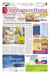 2021-09-05 Bayreuther Sonntagszeitung
