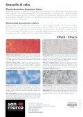 Grassello di calce Emozioni decorative - San Marco Group - Page 6