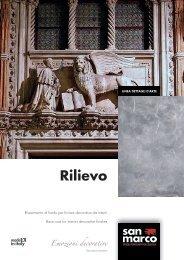 Rilievo Emozioni decorative - San Marco Group