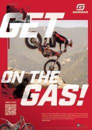 GASGAS dirt and trail August 2022 Trials