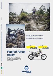 HQV roof of africa ad 2022 te300i