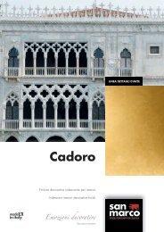 Cadoro Emozioni decorative - San Marco Group
