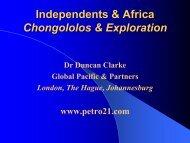 Atlas Blocks: Niger & Douala Basins - Unctad XI