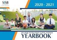 Yearbook AY 2020-2021 (Thonburi campus)