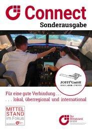 BVMW Connect Sonderdruck JOOFI Simulator-Events