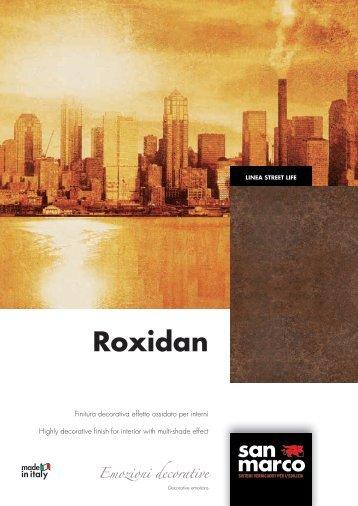 Roxidan Emozioni decorative - San Marco Group
