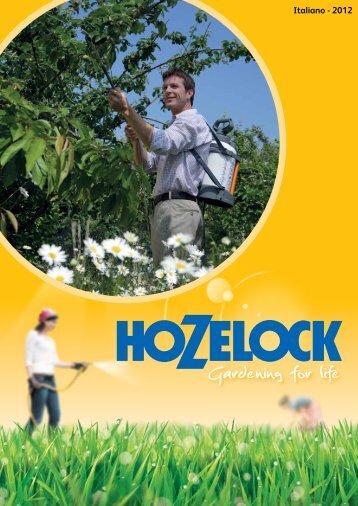 2012 Cataloghi - Hozelock