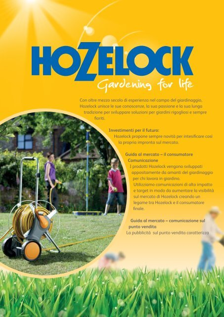 2012 Cataloghi - Hozelock
