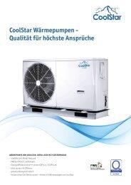 CoolStar_Waermepumpen