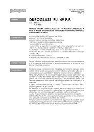 DUROGLASS FU 49 P.F. - mpm