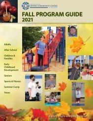 2021 Fall Program Guide