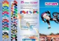 protezioni dentali Colori - Erkodent