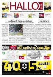 Hallo-Allgäu  vom Samstag, 04.September