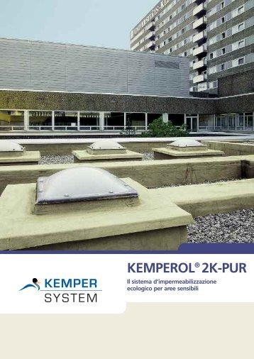 KEMPEROL® 2K-PUR I vantaggi che contano - KEMPER SYSTEM