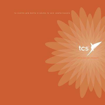 Catalogo TCS