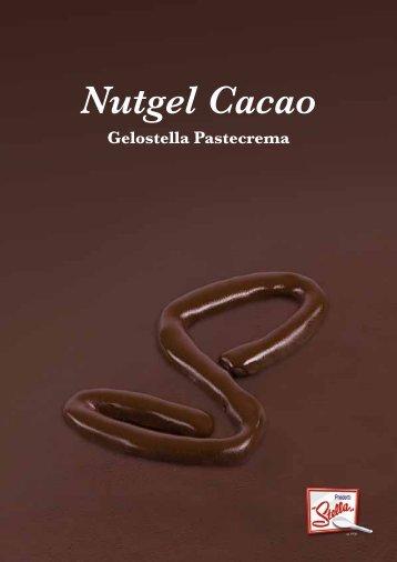 gelostella pastecrema nutgel cacao - Prodotti Stella