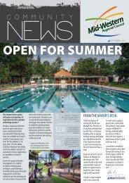 Mid-Western Regional Council Community News September 2021