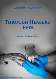 Through Healers Eyes full score